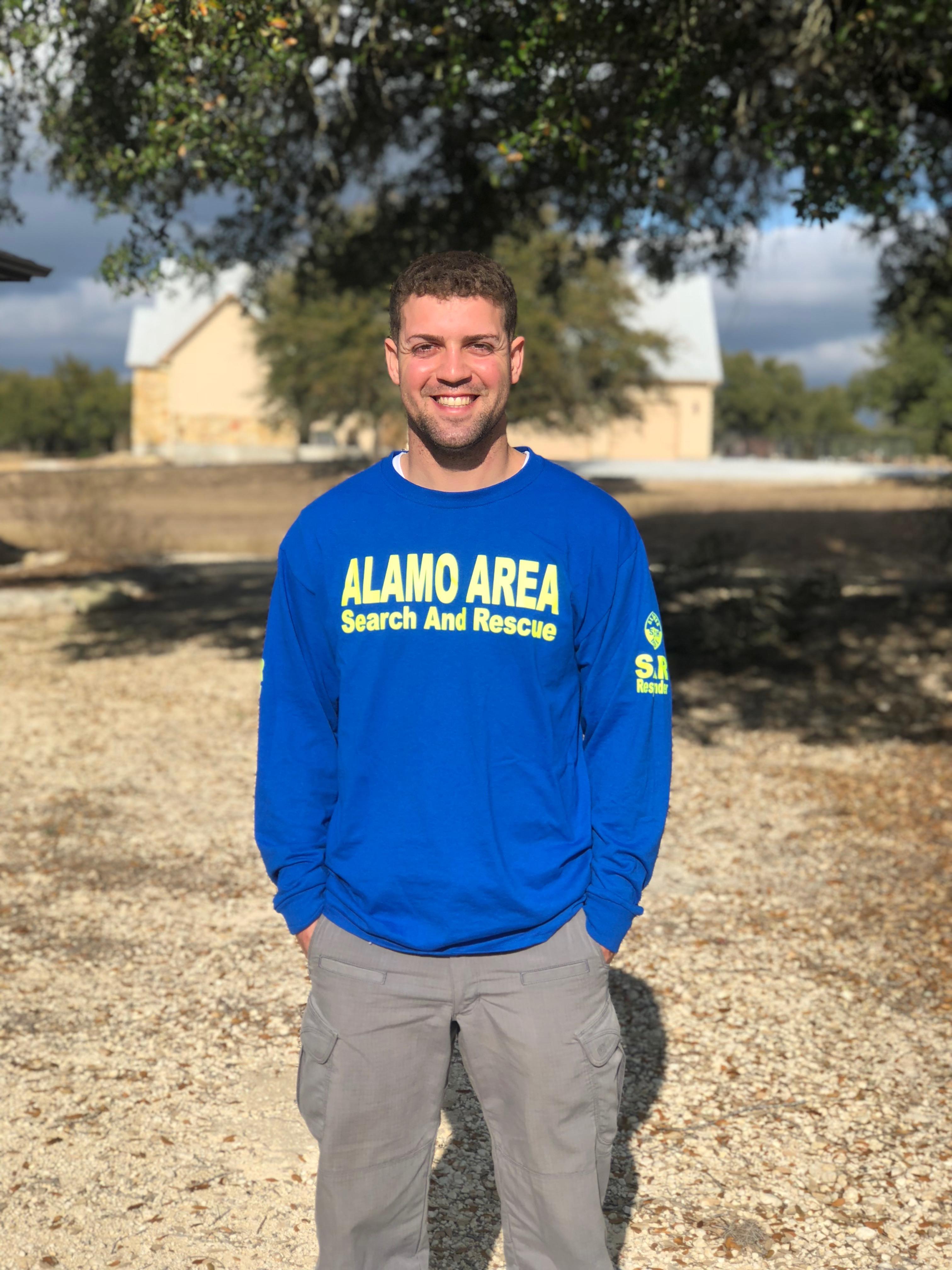 Team Members - Alamo Area Search and Rescue